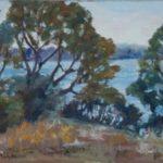 Along the Potomac 9 x 12