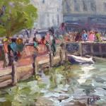 City Dock 12 x 12